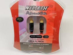 Neotech NEI-3004 Finished Cables - 2m