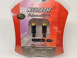 Neotech NEI-3005 Finished Cables - 1.5m