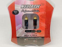 Neotech NEI-4001 Finished Cables - 2m