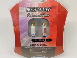 Neotech NEI-5001 Finished Cables - 1.5m