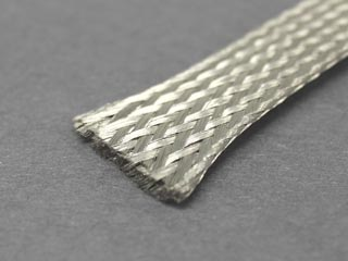 "3/4"" Tinned Copper Braided Sleeving"