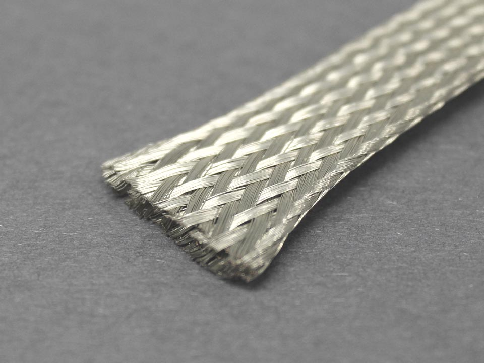 3 4 Quot Tinned Copper Braided Sleeving Sonic Craft