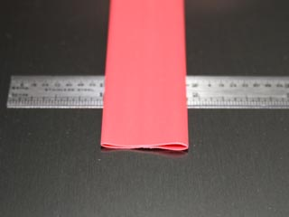 "1/2"" Red 2:1 Polyolefin"