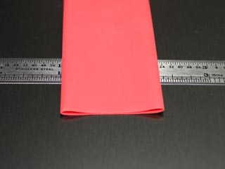 "3/4"" Red 2:1 Polyolefin"