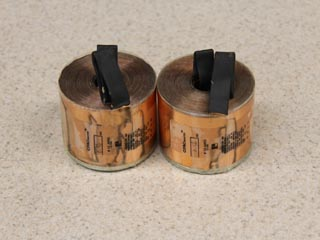 PAIR: CFAC 12 AWG 0.56mH Inductor