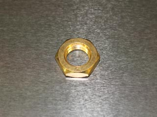 Cardas Gold Binding Post Mounting Nut