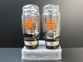 NOS Matched Pair: Groove Tube GT-KT66HP