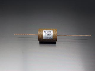 Miflex KPCU 0.33uF 600VDC Copper foil Poly/Paper in Oil