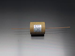 Miflex KPCU 0.47uF 600VDC Copper foil Poly/Paper in Oil