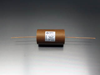 Miflex KPCU 0.68uF 600VDC Copper foil Poly/Paper in Oil
