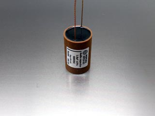 Miflex KPCU-02 1uF 600VDC Copper foil Poly/Paper in Oil