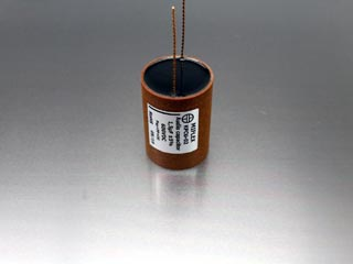 Miflex KPCU-02 1.5uF 600VDC Copper foil Poly/Paper in Oil