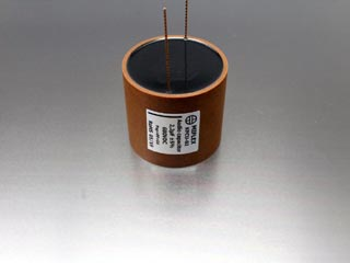 Miflex KPCU-02 2.2uF 600VDC Copper foil Poly/Paper in Oil