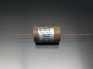 Miflex KPCU 1uF 600VDC Copper foil Poly/Paper in Oil