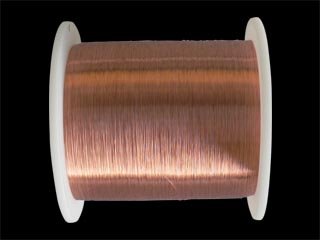 25 AWG UPOCC Wire (enameled)