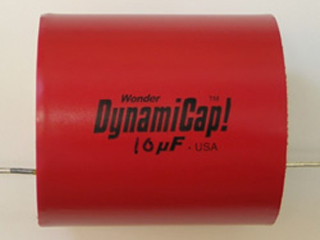 Dynamicap E 0.33uF 425VDC